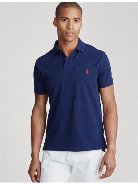 Polo ajusté en coton piqué Polo Ralph Lauren