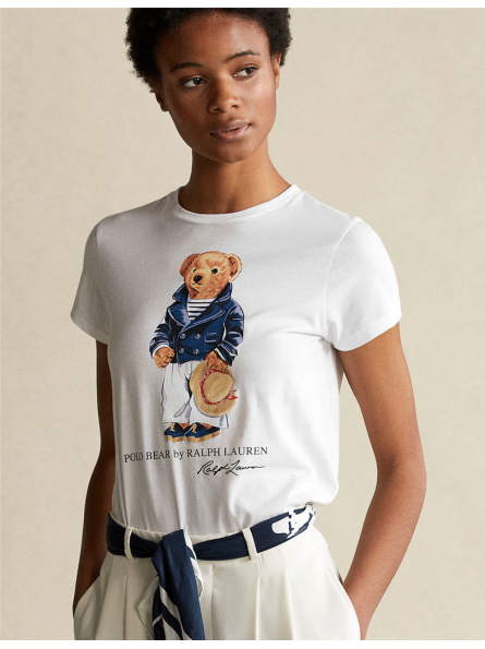 T-shirt ourson Polo Ralph Lauren