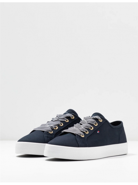 Sneakers plateforme Tommy Hilfiger