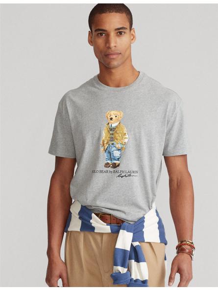T-shirt manches courtes ourson Polo Ralph Lauren