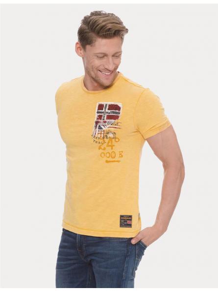 T-shirt Stalk manches courtes Napapijri