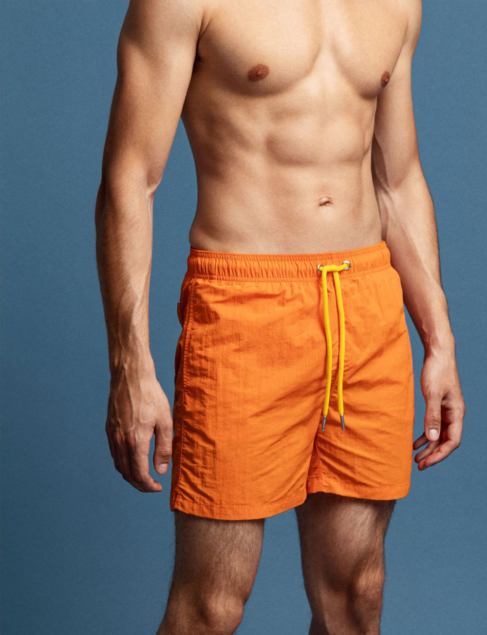 Maillot de bain orange Gant pour