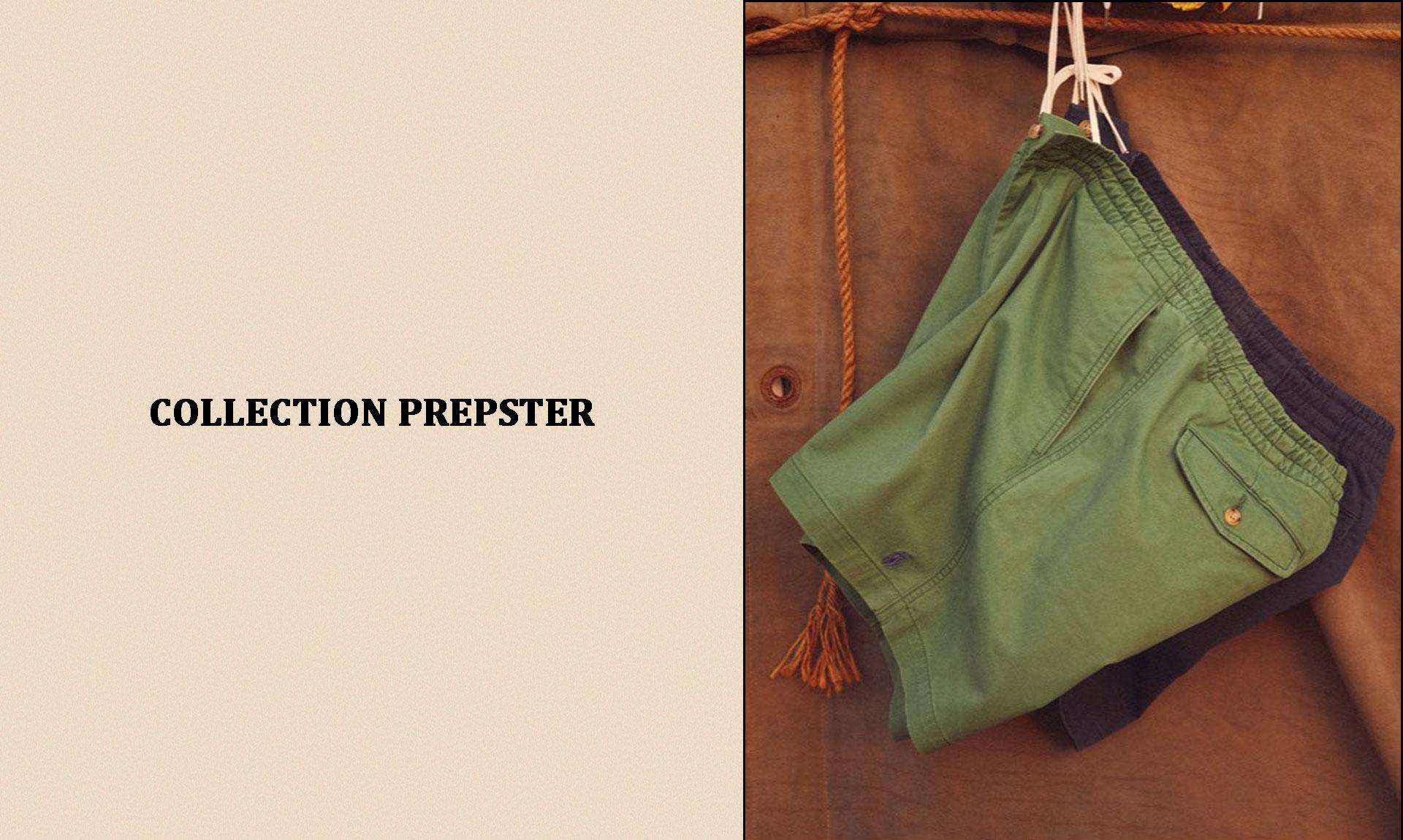 Collection-Prepster-pantalon-et-short-taille-elastique-homme-ralph-lauren