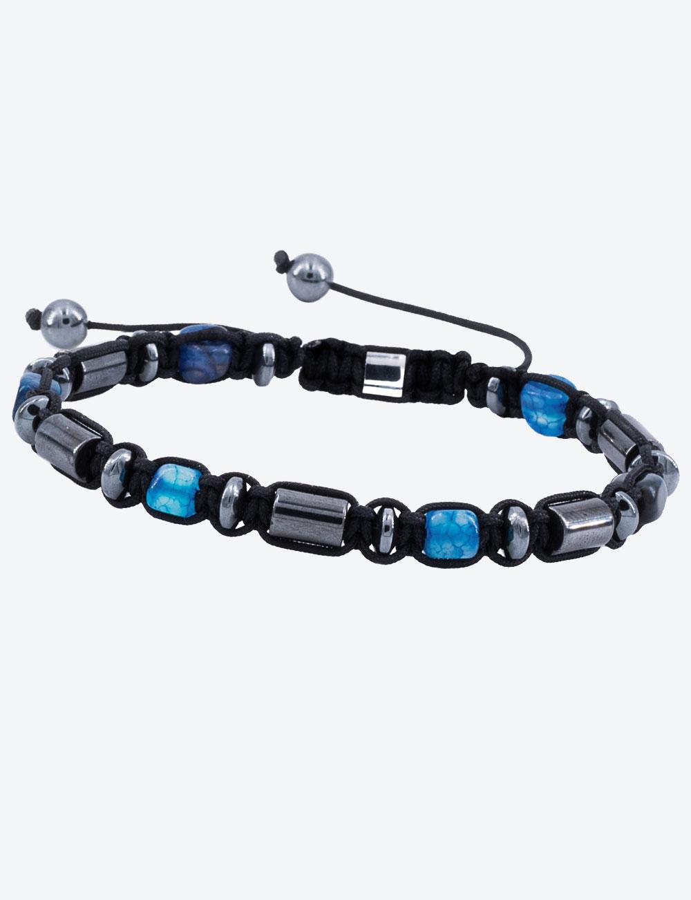 Fête des pères : bracelet Zeades pour homme Amatasi