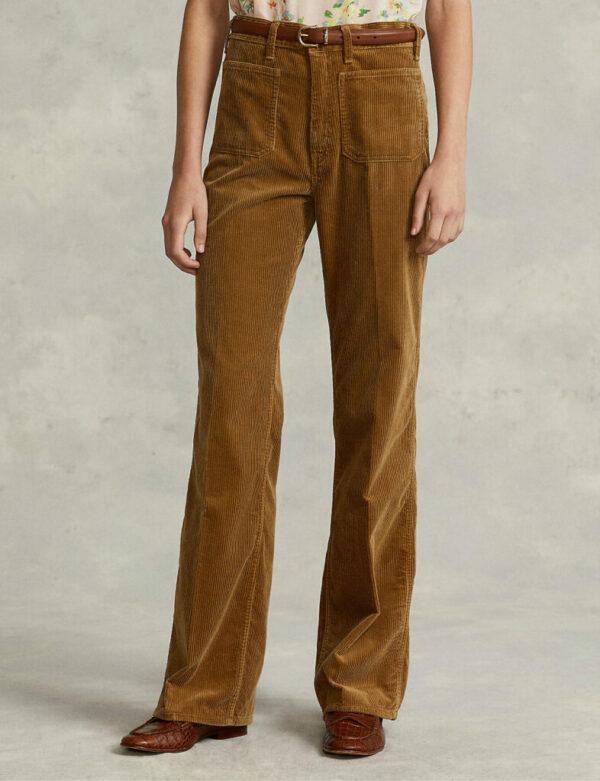 Pantalon velours côtelé flare Polo Ralph Lauren