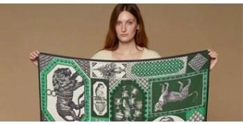Étoles, foulards et écharpes pour homme et femme