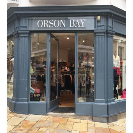 ORSON BAY POUR HOMME ET FEMME DINARD